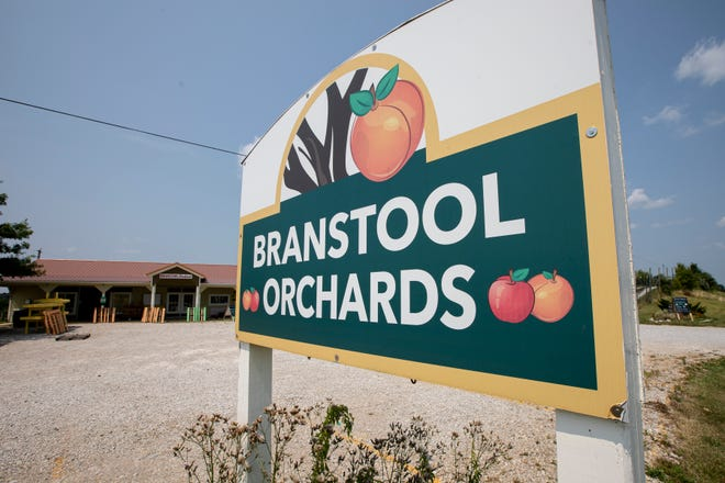 Branstool Orchards in Utica increased the activities it made available to the public during the pandemic.