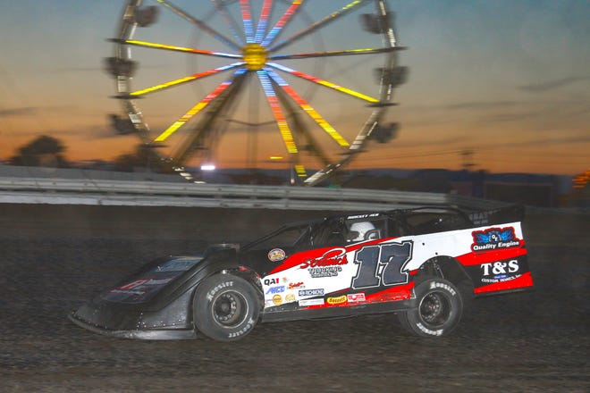 Michael Greseth claimed his third career NLRA feature win and 18th career Norman County Raceway win on Thursday night.