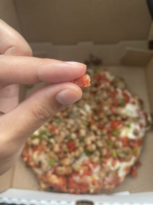 For a brief while during the 2020 pandemic, Sir Pizza had to do the unthinkable - replace its signature diced pepperoni topping in favor of round pepperoni.