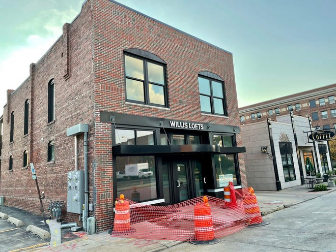 Brighter Life will soonrelocateits store to the completely-remodeledWillis Lofts,68 and 70 N. Seminary St.
