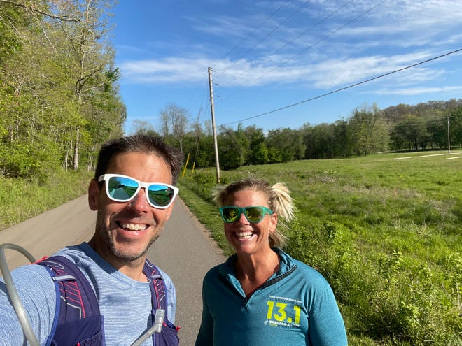 Scott Page and Alysia Maschino will be participating in the annual Vol-State 500K for Wonderland Camp this week.