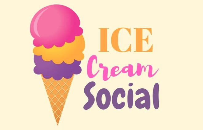 July 16 is a special ice cream social at the Kiowa County Senior Center in Greensburg.