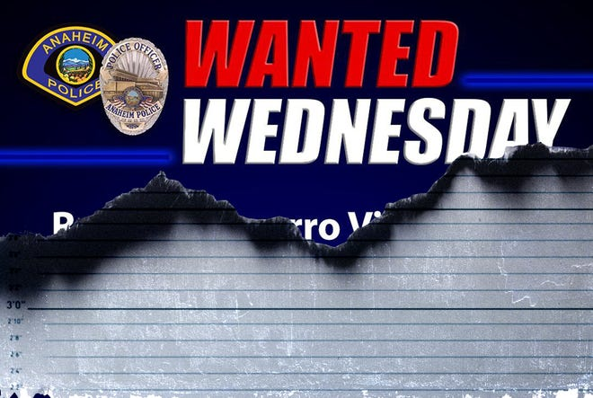 As of June 23, the Anaheim Police Department had 16 Wanted Wednesday posters on its website.