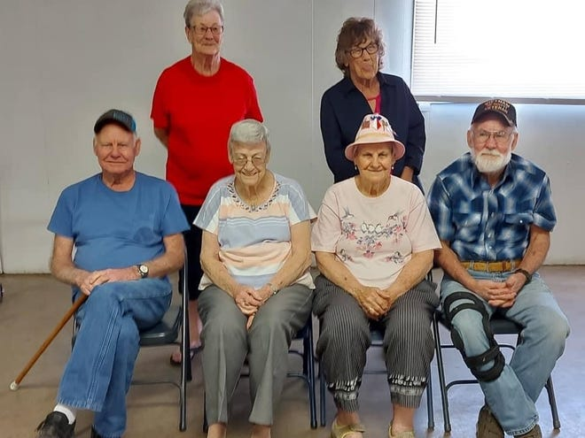Descendants of Julius Allen and Nancy Ann Brice gathered for their 52st annual reunion in Winters, TX on June 19-20, 2021 at the Winter Community Center.