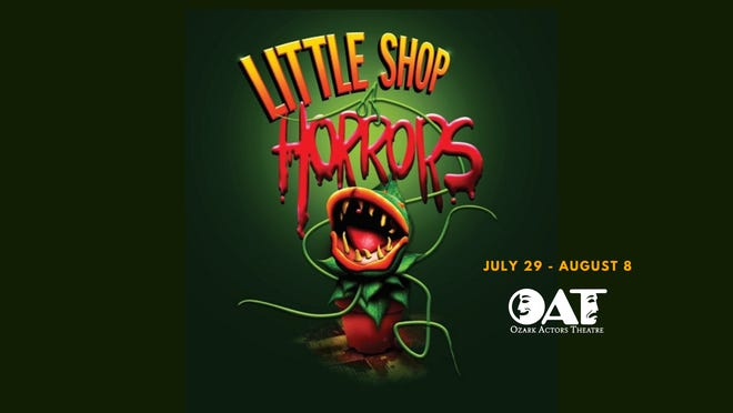Little Shop of Horrors runs from July 29 to Aug. 8