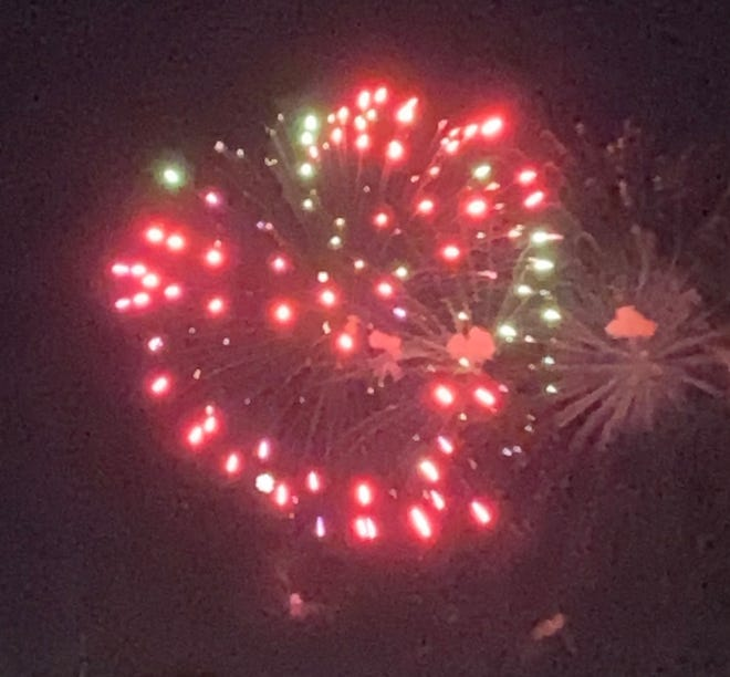 The Owen County Community gathered Saturday evening to celebrate Independence Day with a fireworks display near the Owen County Family YMCA. Special thanks to Boston Scientific for sponsoring the 2021 event.