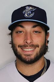 Scott Manea of Shrewsbury batted .333 last week for Corpus Christi, the Astros' Double-A affiliate.