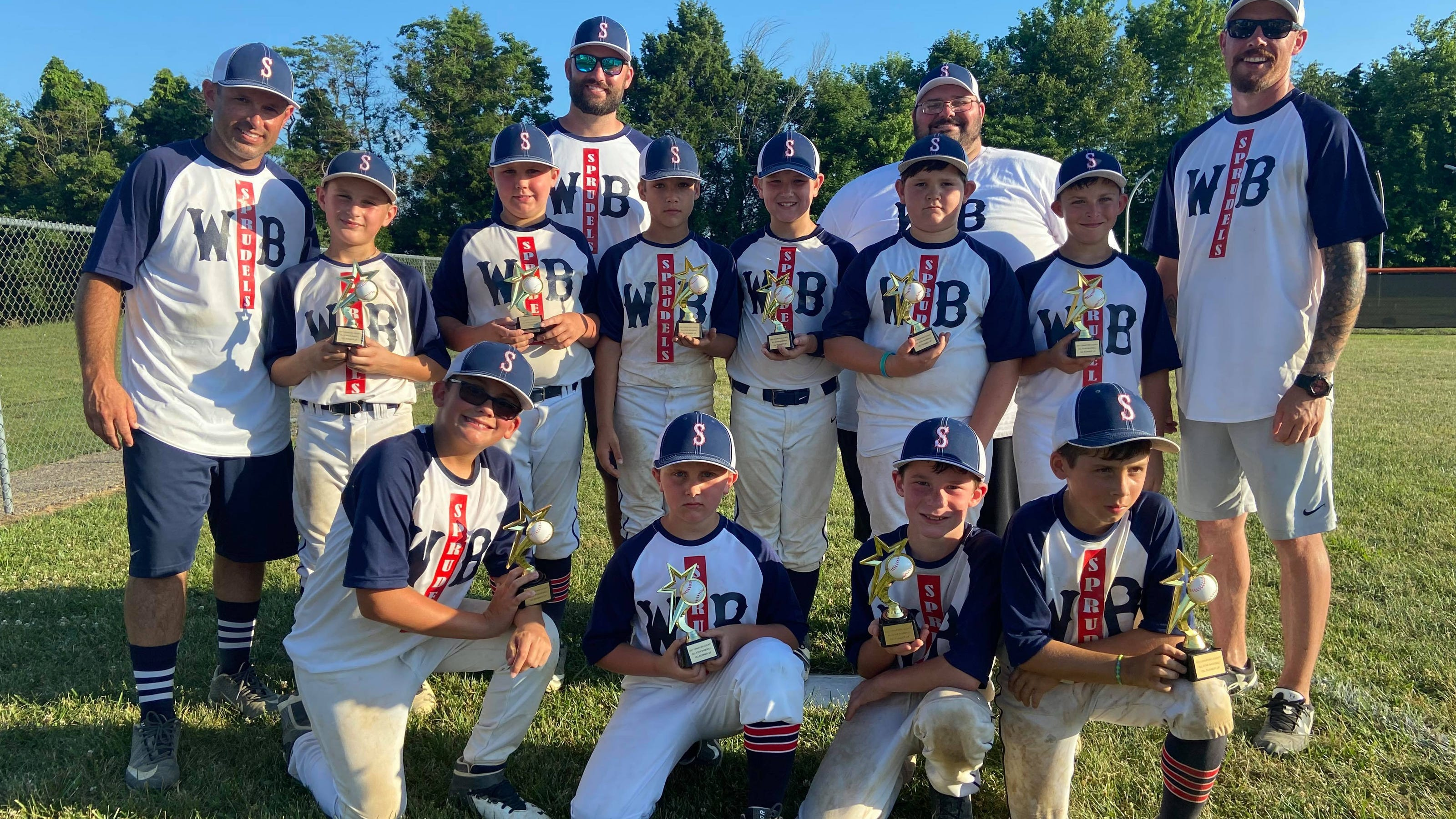 Springs Valley Youth Baseball Teams Compete At Crawford County