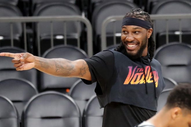 Former Marquette star Jae Crowder has appeared in 608 NBA regular season games (297 starts) during his eight-year career.