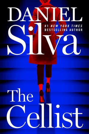 "Daniel Silva's newest thriller, ""The Cellist,"" was influenced by an unprecedented year."