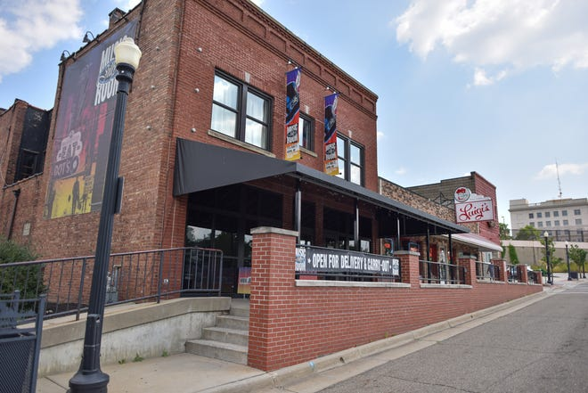 Jilly's Music Room is at 111 N. Main St. in downtown Akron near Luigi's in the Northside District.