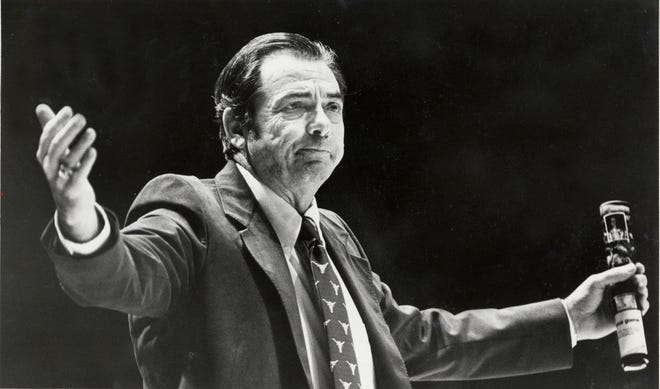 The late Texas coach Abe Lemons, who guided the Longhorns from 1977-82, will be honored during a tournament this season at the Erwin Center.