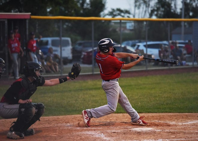 Reese Broer and the rest of the Ballard baseball team are looking to get their swings back. The Bombers have been shut out twice and held to one run another time in their last four games after a hot start to the season.