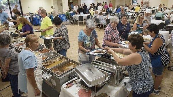 Το Φεστιβάλ Ελληνικής Τροφής Holy Trinity επιστρέφει στο Αρμονικό Δήμο.
