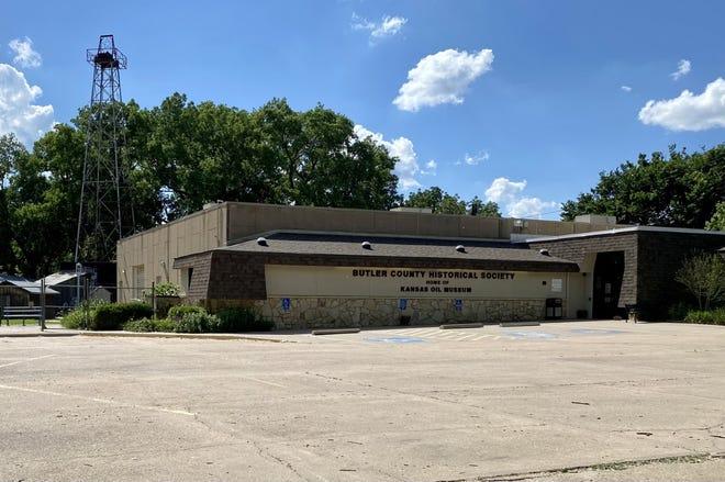 The Butler County Historical Society Kansas Oil Museum in El Dorado