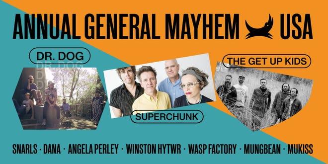 Brewdog's Annual General Mayhem 2021 poster