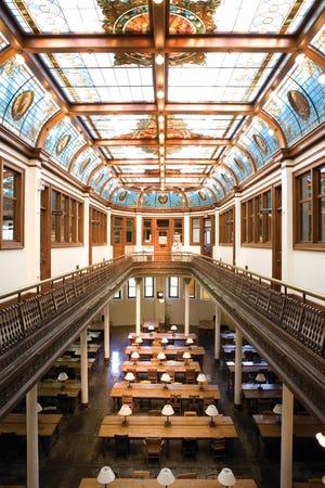 Slocum Hall at Ohio Wesleyan University