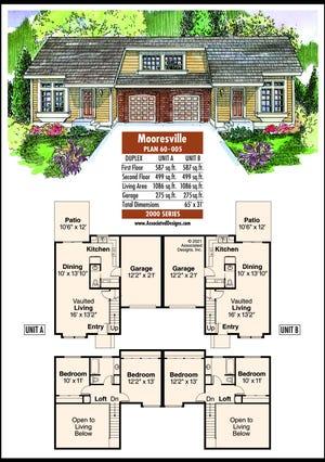 Mooresville design.