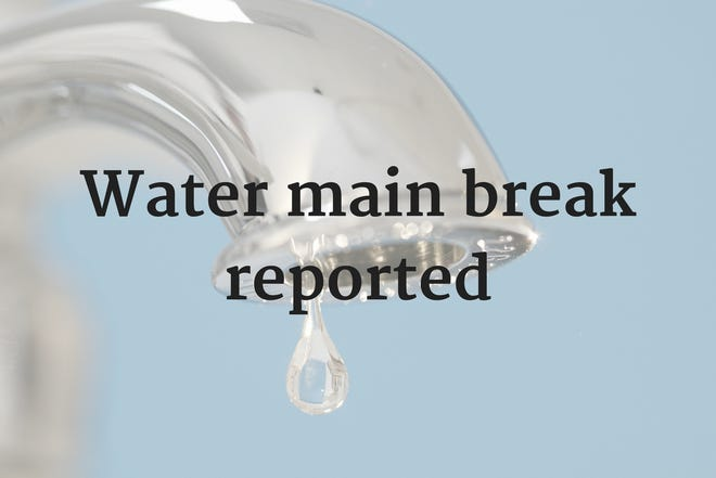 Some homeowners in the City of Petersburg had their water shut off and are being advised to boil their water before drinking or using it due to a water main break that occurred about 1:30 p.m. Tuesday.