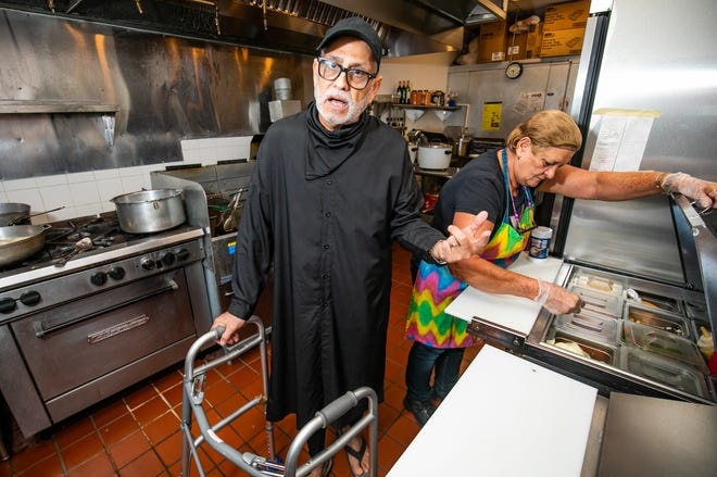 Manny Camps talks about the ordeal that he went through in 2020 during the COVID-19 pandemic. He and his wife own the Latin American Cafe in Ocala.