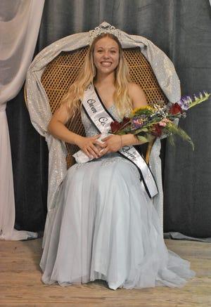2021 Miss Owen County, Elizabeth Beeman