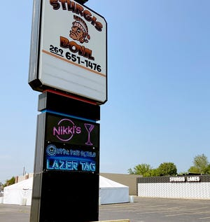 Sturgis Bowl is closing, due in part to effects from the pandemic shutdown.