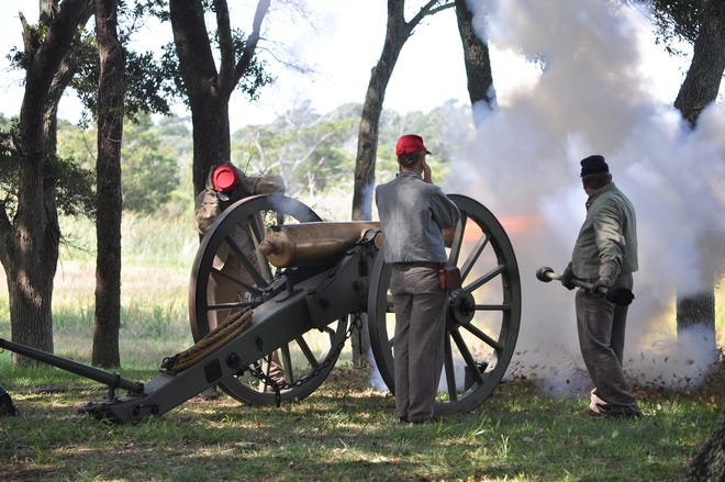 Come explore the role artillery played in the American Civil War at Fort Fisher's summer artillery program to be held on Saturday, July 10.