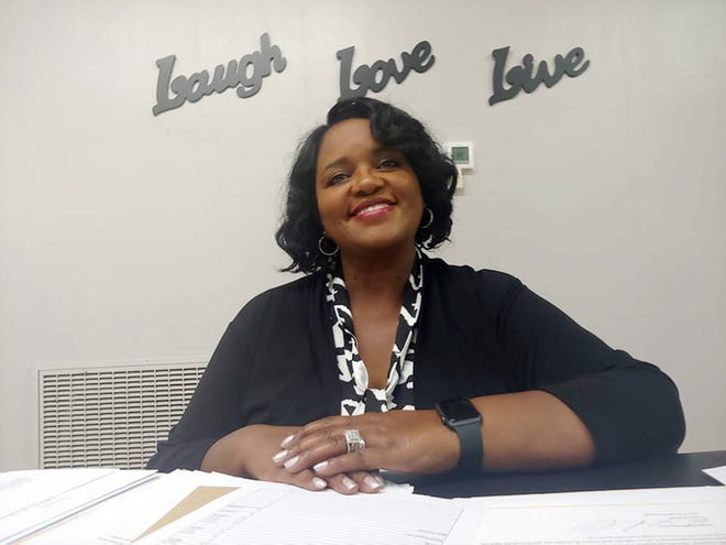 Pastor Hazel Royal said Abundant Life Community Services had a vision that evolved into a community resource center.