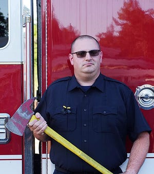 Ryan Schloerb, of the Boylston Fire Department, graduated from the Massachusetts Firefighting Academy recently.