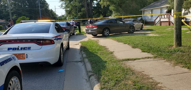 A man was shot and killed Tuesday afternoon on Bunce Road, police said.