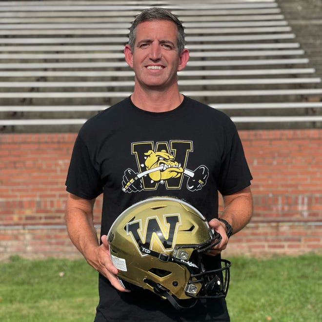 Newly named Williams High School football coach Patrick Stokes returns to his alma mater after 17 years at Eastern Alamance, where he most recently served as defensive coordinator for more than a decade.