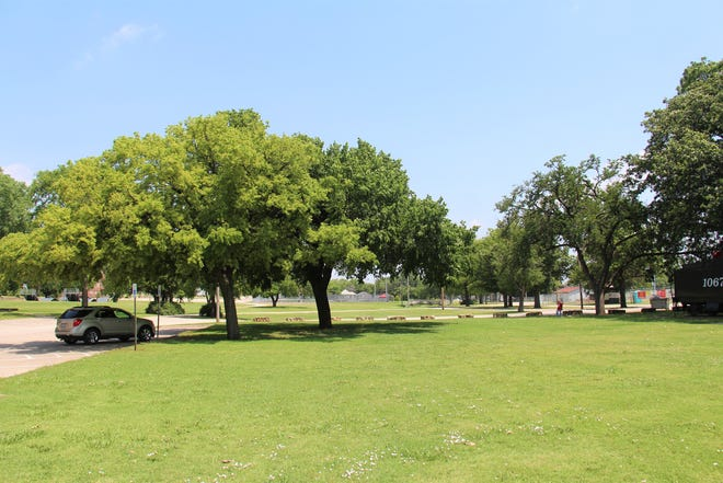 Sellers Park at 601 W. Harvey Ave. in Wellington, the site of the Picnic in the Park on Wednesday, July  7, from 6-8 p.m.
