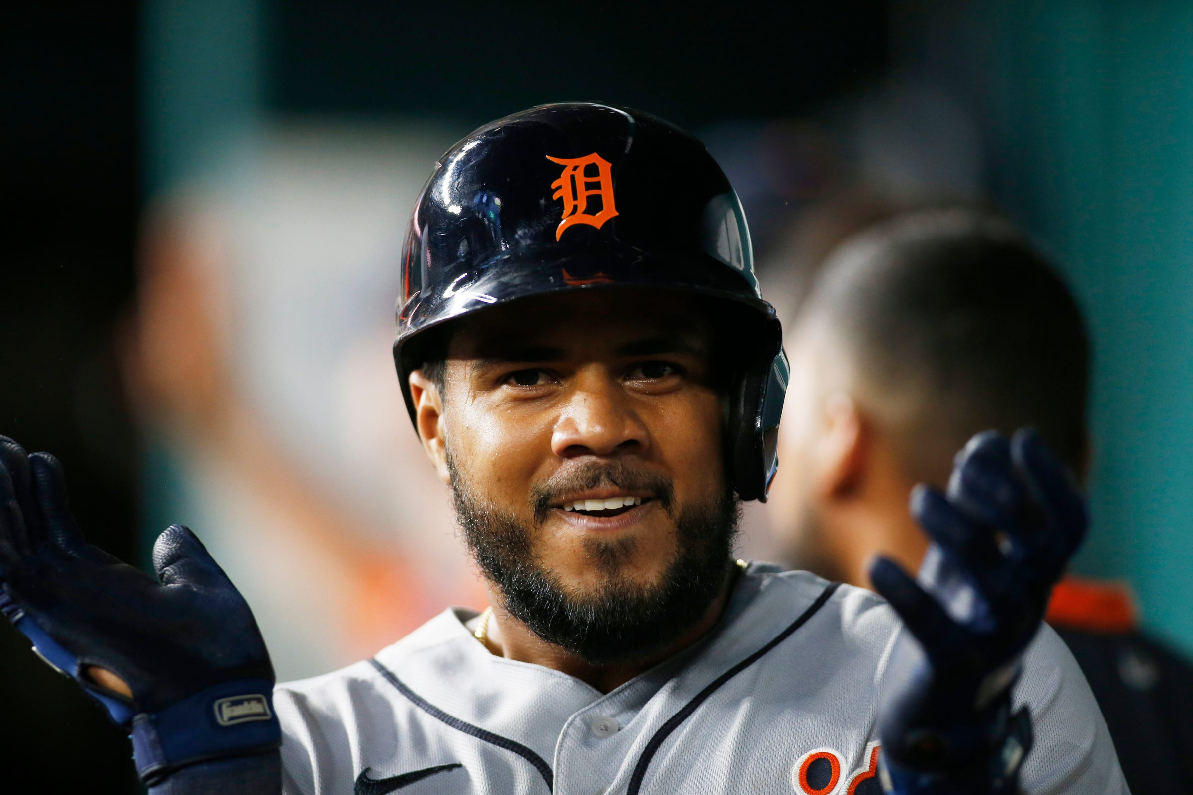 Will Jeimer Candelario become 'the whole package' for Detroit Tigers? He says so