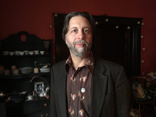 Memphis musician Alex Greene.