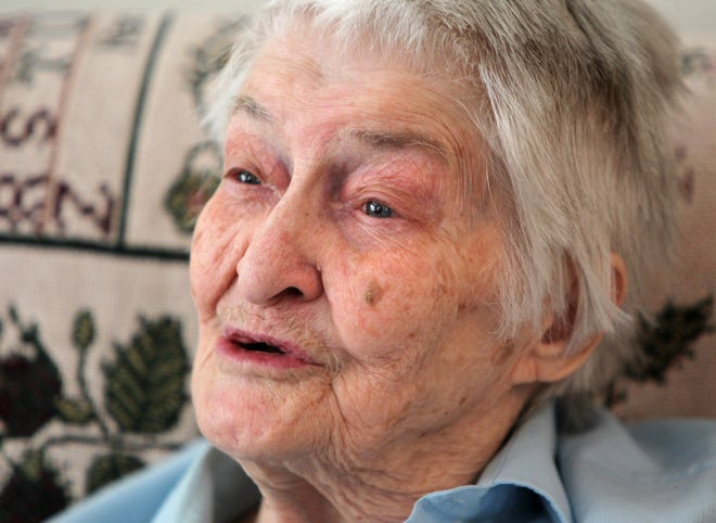 Alberta Lessard, 91, of West Allis was instrumental in changing mental commitment laws.