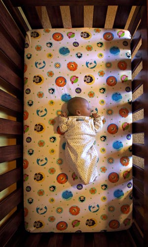 In October, the American Academy of Pediatrics issued new recommendations for safe sleeping environment for babies. The idea is to reduce risk factors tied to SIDS and other sleep-related deaths.