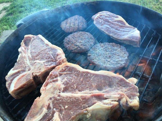 """Under current """"Product of the USA"""" label standards, meat from animals that never took a breath in America can sport the label, even if the product was imported and only repackaged at a USDA-inspected facility."""