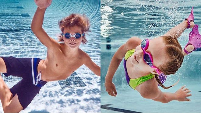 Ces lunettes de natation sans frustration sont approuvées par les professeurs de natation