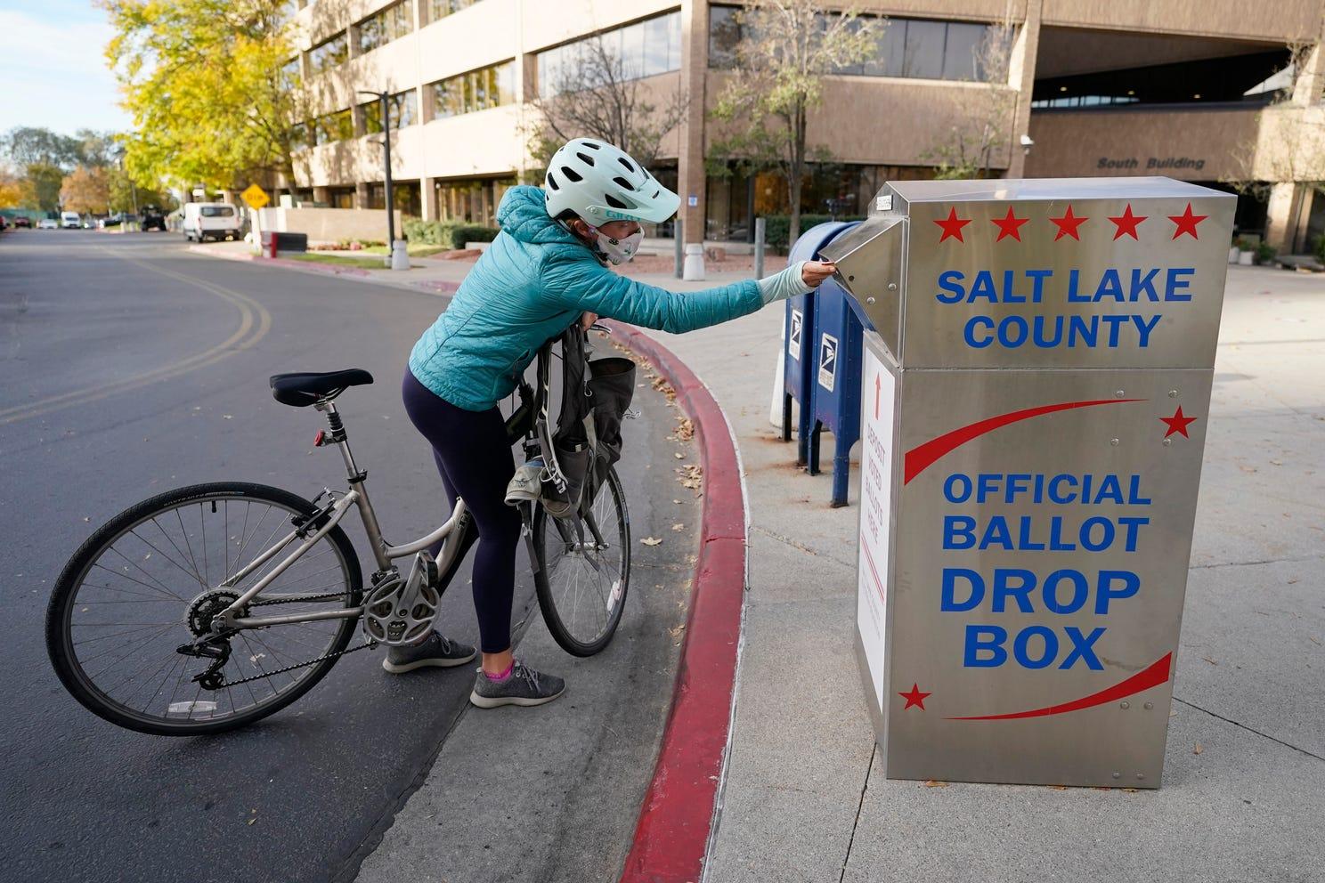DROP BOX VOTING