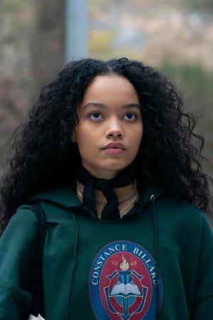 "Whitney Peak's freshman Zoya arrives in New York City to cause drama on ""Gossip Girl"" on HBO Max."
