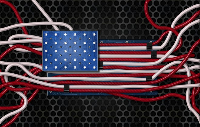 Broadband internet access is still out of reach for some Americans.