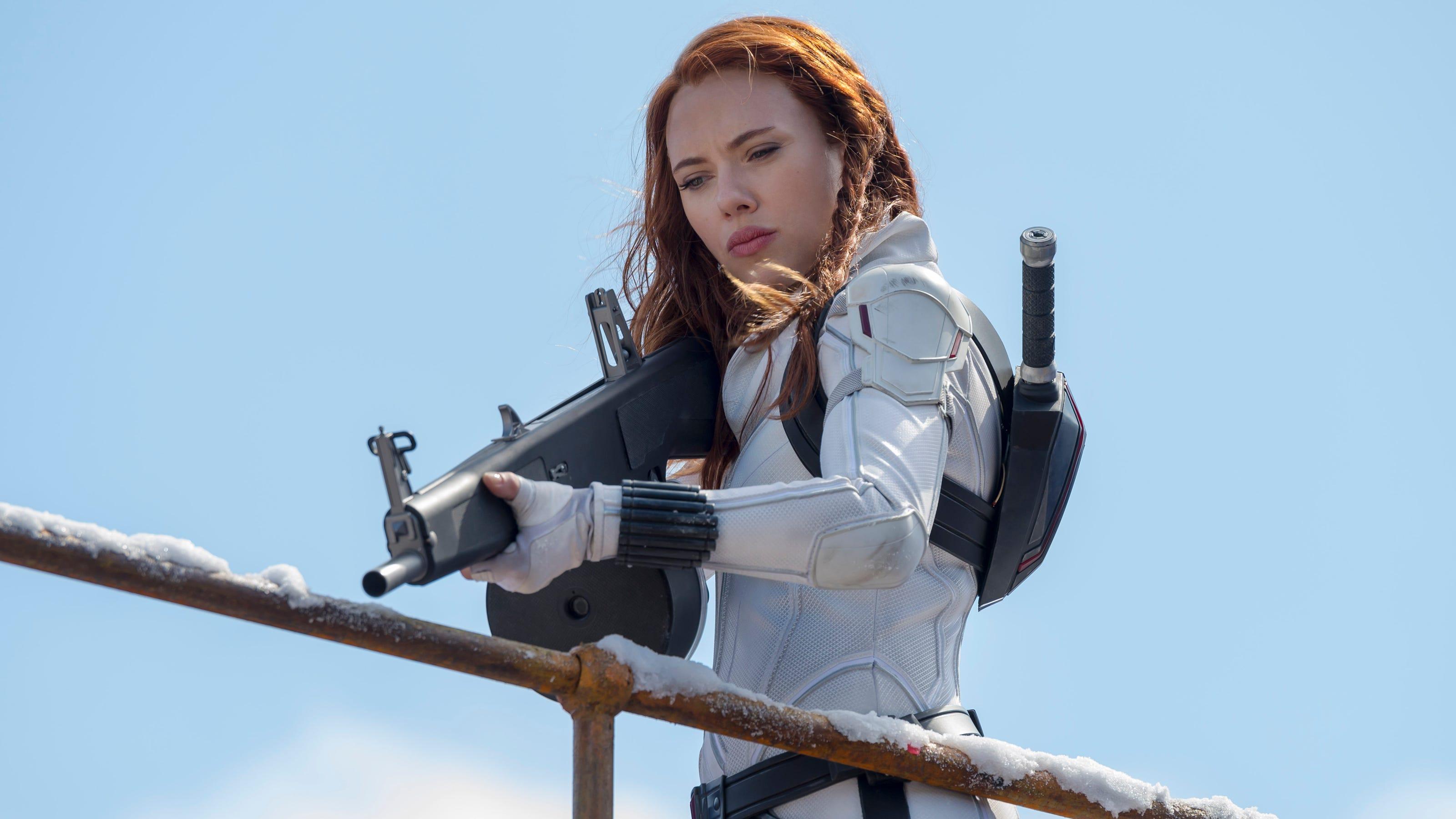 Scarlett Johansson sues over 'Black Widow' streaming release, Disney calls lawsuit 'callous'