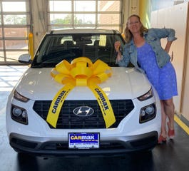 Holly Christensen is the proud owner of a 2020 Hyundai Venue.