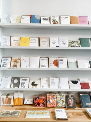 Downtown Ames store Nook & Nest, with its collection of stationery products, is expanding to include a second store in The District at Prairie Trail in Ankeny.