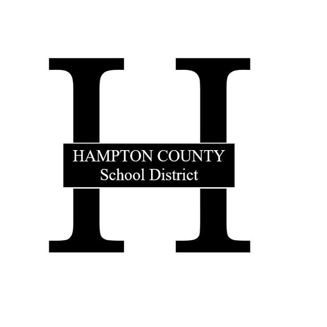 The logo for the new consolidated Hampton County School District.