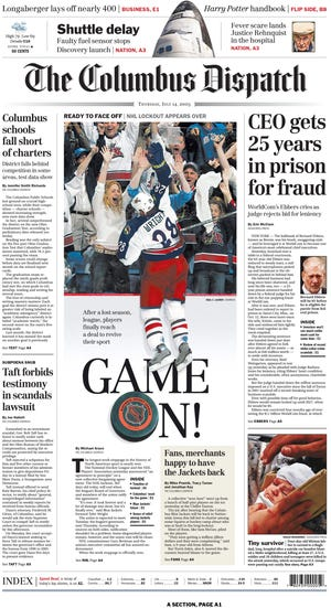 The 302-day NHL lockout, the longest in North American sport history, came to a close when the owners and the players' association came to an agreement on a new collective bargaining agreement.