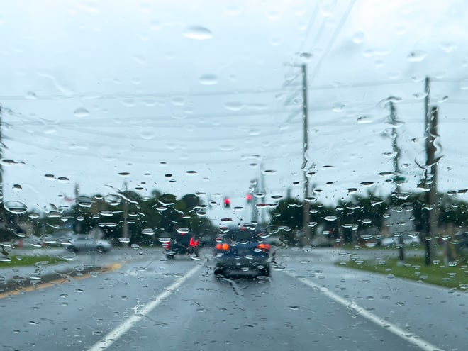 Hurricane Elsa brought a lot of rain to Lake County on June 30.