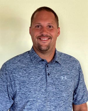 Matt Parsons has been named athletic director at Central Davidson. [Contributed photo]