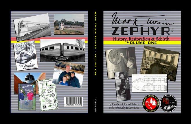 "Robert Tabern is the author of the three-volume book series, ""Mark Twain Zephyr: History, Restoration & Rebirth."""