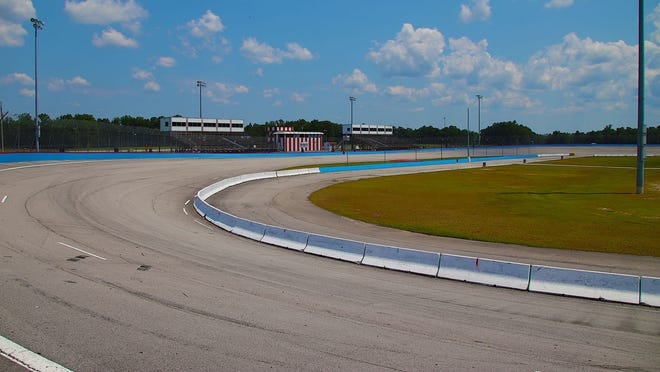 Goodyear All American Speedway will offer racing on July 31. [Andy Marquis photo]